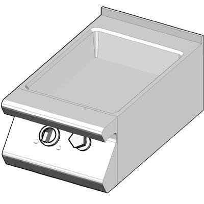 7EBM/40-T Электрический мармит