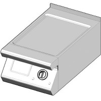 7EBP/40-C Электрический гриль с гладкой поверхностью