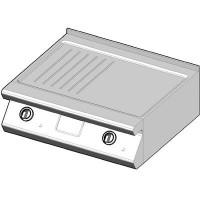 7EBP/80-LR Электрический гриль с комбинированной поверхностью