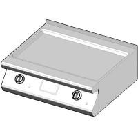7EBP/80-C Электрический гриль с гладкой поверхностью