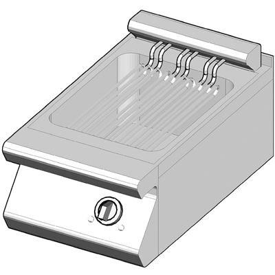 7EIG/40 Электрический вапо-гриль