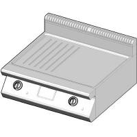 7GBP/80-LR Газовый гриль с комбинированной поверхностью