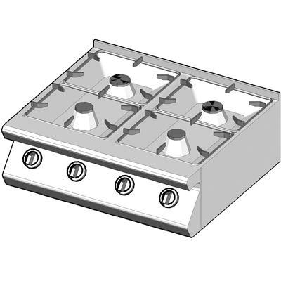 7GH/80 Газовая плита