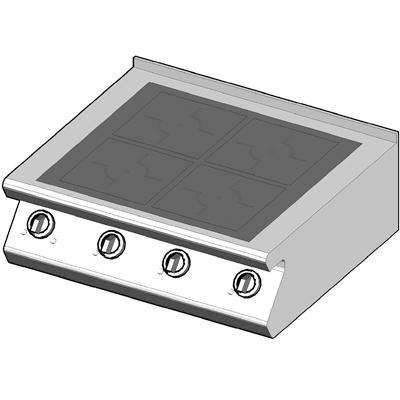 7IHF4/80 II Индукционная плита