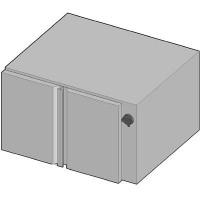 7UBW/80 Тепловой шкаф-подставка