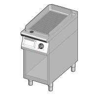 8EBPUBO/40-R Электрический гриль с рифленой поверхностью