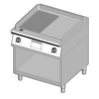 8EBPUBO/80-LR Электрический гриль с комбинированной поверхностью