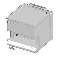8GKM/50 Газовая сковорода опрокидываемая