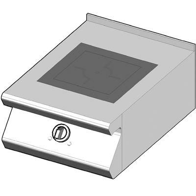 A-7IHF1/50 Индукционная плита