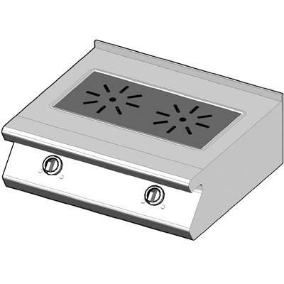 A-7IHR2/80-Q II Индукционная плита