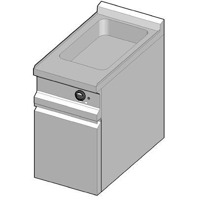 BUE/40 Электрическая сковорода мультифункциональная