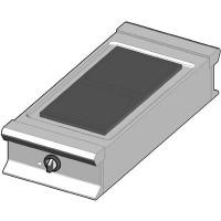 CH/45-D Электрическая плита с стекло-керамической поверхностью