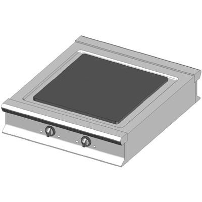 CH/90-T-D Электрическая плита с стекло-керамической поверхностью