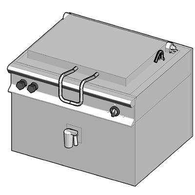 EB/140 Электрическая сковорода FIX