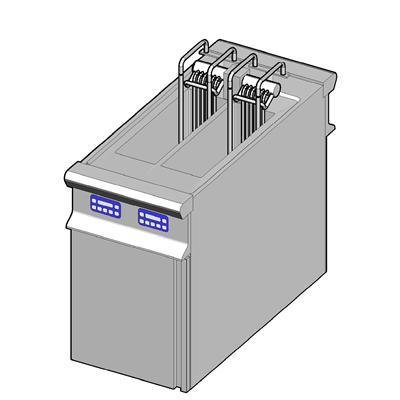 EF2/45-EPL-D Электрическая фритюрница
