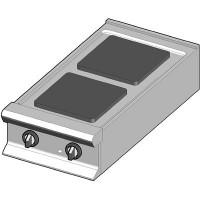 EH/45 Электрическая плита с квадратными конфорками