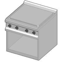 EK/70 Электрическая плита с сплошной