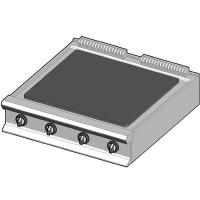 EP/90 Электрическая плита с сплошной поверхностью