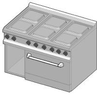 ERE/105 Электрическая плита