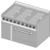 EREC/105 Электрическая плита