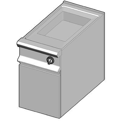 EUB/45-TB Электрическая сковорода мультифункциональная