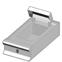 FC/45 Тепловая емкость для фритюра