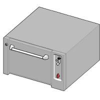 GB/90 Газовый духовой шкаф-подставка