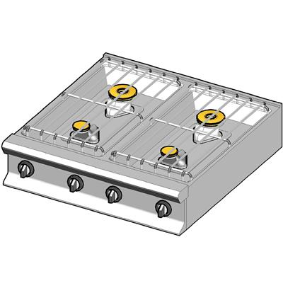GH/90-H Газовая плита