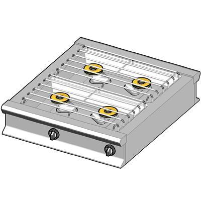 GH/90 IV-H-D Газовая плита