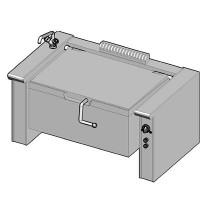 GKB/150 Газовая сковорода опрокидываемая