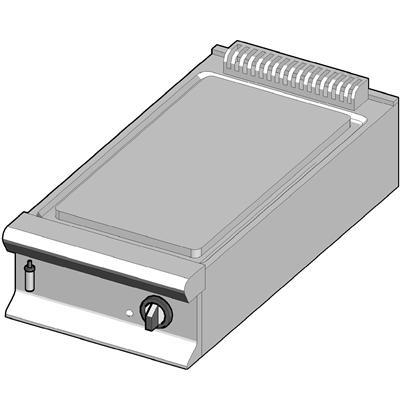 GP/45 Газовая плита с сплошной поверхностью