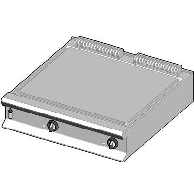 GP/90 Газовая плита с сплошной поверхностью