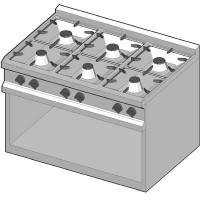 GR/105 Газовая плита