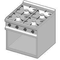 GR/70 Газовая плита