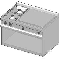 SI/105 Газовая плита комбинированная