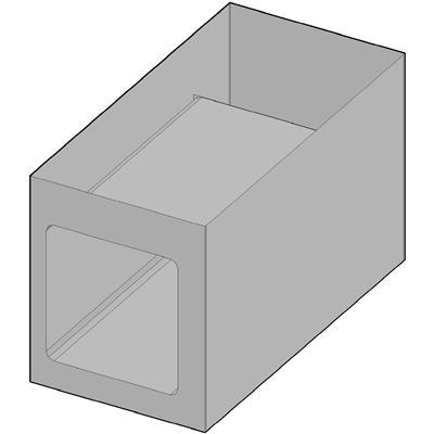 UBO/45 GN Нейтральная подставка