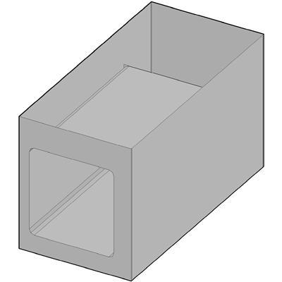 UBO/45 II-D Нейтральная подставка