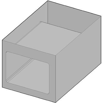 UBO/60 GN Нейтральная подставка