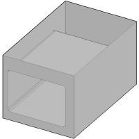 UBO/60 II-D Нейтральная подставка