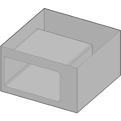 UBO/90 GN Нейтральная подставка