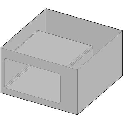 UBO/90 II-D Нейтральная подставка