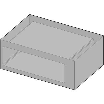 UBOD/135-D Нейтральная подставка