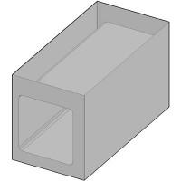 UBOD/45-D Нейтральная подставка