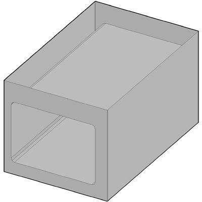 UBOD/60-D Нейтральная подставка