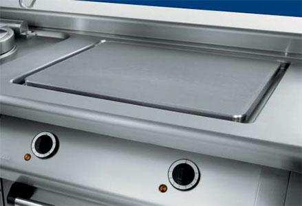 Электрические плиты с сплошной поверхностью